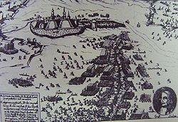 Léva ostroma (1664).JPG
