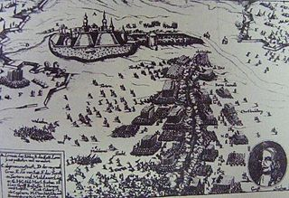 Siege of Léva battle