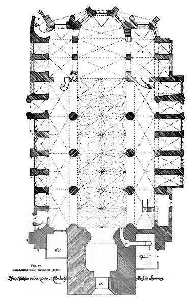 File:Lüneburg 040 Lambertikirche Grundriss.jpg