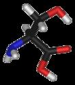 التركيب الكيميائي للسيرين