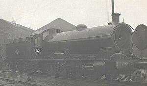Darlington Works - Image: LNER Q6 Darlington Works 22.03.59