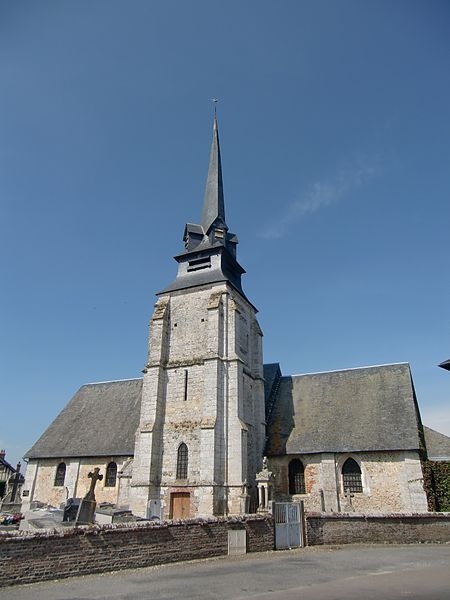 File:LaLandeSaintLéger église1.jpg