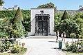 La Porte de l'enfer in the Jardin du Musée Rodin, Paris August 2013.jpg