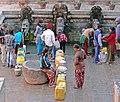 La pénurie d'eau est chronique à Katmandou (8613139150).jpg