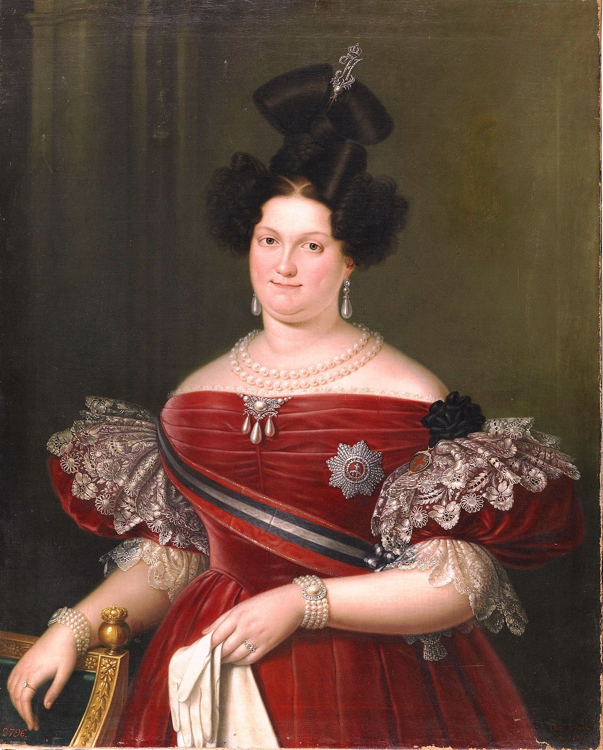 Maria Christina Of The Two Sicilies Wikipedia