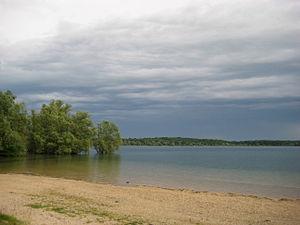 Orient Forest Regional Natural Park - Image: Lac de la foret d'Orient
