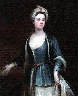 Charles Townshend, 2nd Viscount Townshend - Lady Dorothy Townshend (Walpole) (1686-1726), second wife of Charles, painted by Charles Jervas