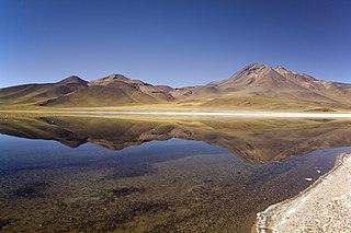 Miscanti Lake lake in Chile