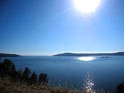 Lake Oroville - Wikipedia