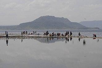 Lake Zway - Image: Lake Ziway