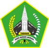 Official seal of Tabanan Regency