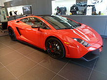 Gallardo Super Trofeo Stradale on Lamborghini Gallardo Super Trofeo Stradale Beverly Hills 2012