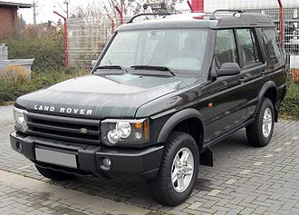 Land Rover Discovery - Facelift Discovery II Td5