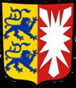 Wappen Schleswig-Holsteins