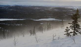 Lapland Biosphere Reserve - Lapland Zapovednik