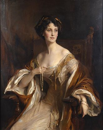 Philip de László - Winifred, Duchess of Portland