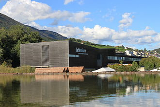 Hauterive, Neuchâtel - Laténium Museum in Hauterive