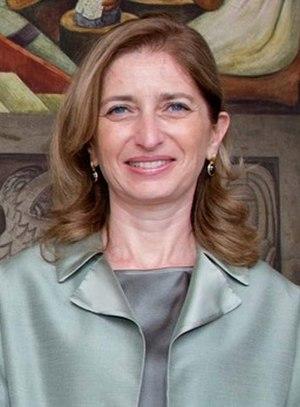 Laura Mattarella - Image: Laura Mattarella crop