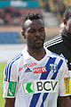 Lausanne Sport vs FC Sion - Avril 2014 - Pascal Feindouno.jpg
