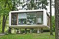 """Le Loftcube dans le centre dart """"Haus am Waldsee"""" (Berlin) (6335758324).jpg"""