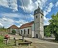 Le Luisans, la fontaine et l'église.jpg