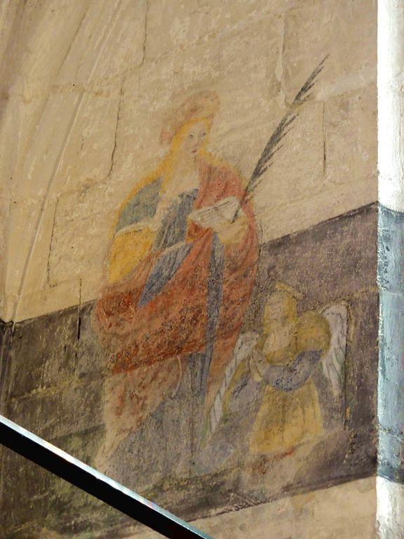 Fichier le mesnil amelot 77 glise saint martin for Les differents types de peintures murales