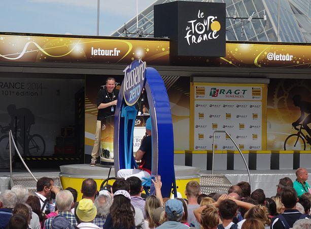 Le Touquet-Paris-Plage - Tour de France, étape 4, 8 juillet 2014, départ (A40).JPG