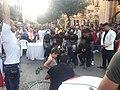 Lebanese protest 17 November Beirut City.jpg