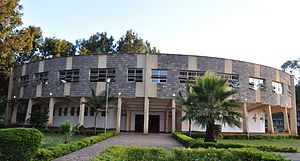 Jomo Kenyatta University of Agriculture and Technology - Lecture Theater JKUAT