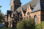 Leer - Hindenburgstraße - Friedenskirche 10 ies.jpg