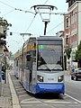 Leipzig, NGTW6 auf Linie 3 nach Taucha, 1.jpeg
