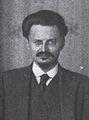 Leon Trotsky at Brest-Litovsk (1918).jpg