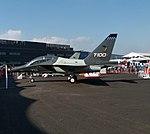 Leonardo T-100 - Farnborough Airshow 2018.jpg