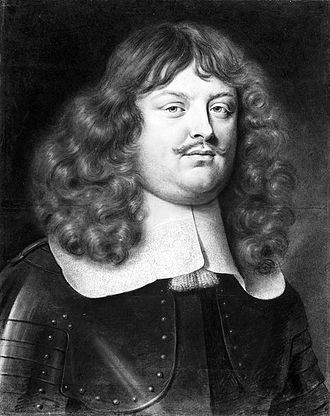 Leopold Wilhelm, Margrave of Baden-Baden - Leopold Wilhelm of Baden (by Wallerant Vaillant 1656, today in the Staatliche Kunsthalle Karlsruhe)