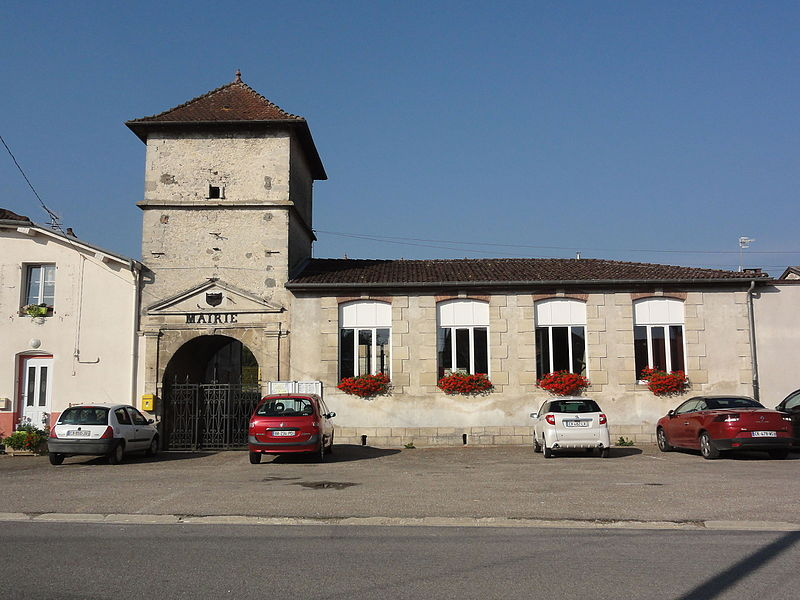 Les Monthairons (Meuse) mairie
