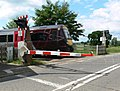 Level crossing in Rearsby, Leicestershire - geograph.org.uk - 855458.jpg