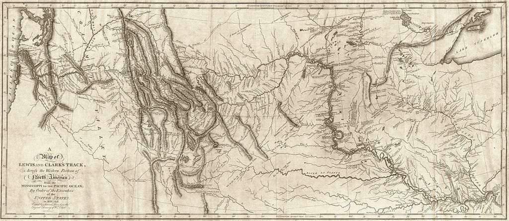 File:Lewis and Clark Expedition Maps (40).jpg - Wikimedia Commons