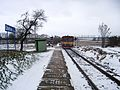 Lhotice u Jemnice station 20101228.JPG