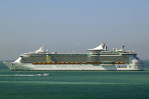 Liberty of the Seas in Belize.jpg