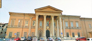 Liceo classico - The Liceo Classico Paolo Sarpi in Bergamo, 1803