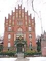 Lichterfelde-West - Rotherstift Haupteingang (Rotherstift Main Entrance) - geo.hlipp.de - 34170.jpg