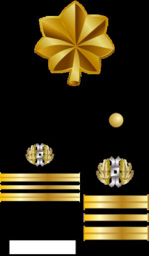Harmon Rabb - Image: Lieutenant Commander O4