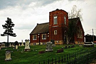 Daysville, Illinois - Lighthouse United Methodist Church Cemetery