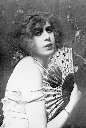 Lili Elbe - Lili Elbe in 1926