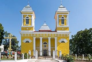 Lipcani Place in Briceni District, Moldova