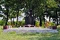 Liubeshiv Volynska-Polish cemetery-central monument-1.jpg
