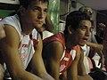 Lluvia partido rayo Carpio Perez Club Atletico Union de Santa Fe 55.jpg