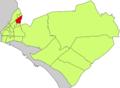 Localització del Vivero respecte del Districte de Llevant.png