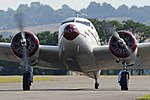 Lockheed 12A Electra Junior 'NC14999' (36185760591).jpg