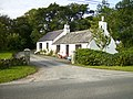 Lodge cottage at Auchenhay - geograph.org.uk - 571449.jpg